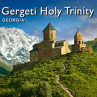 Pictures & Images of Gergeti Holy Trinity (Tsminda Sameba) Georgian Orthodox Church -