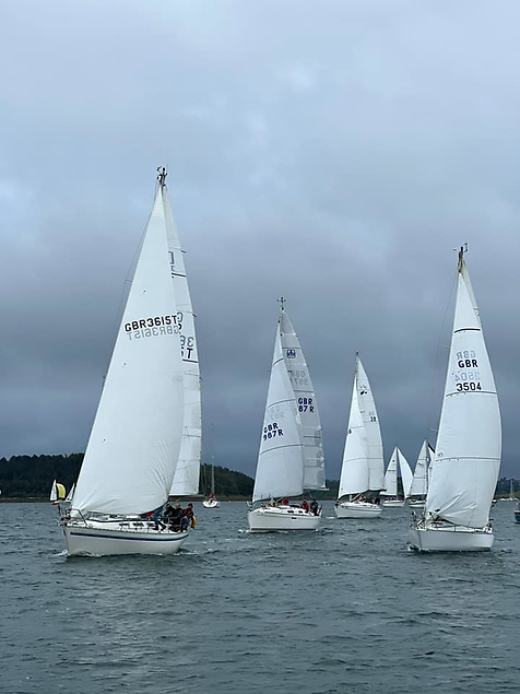 Strangford Lough Yacht Club's Frostie 2021 Series
