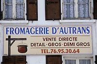 Europe/France/Rhône-Alpes/38/Isère/Autrans: La fromagerie