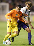 FC Barcelona's Alexis Sanchez during Spanish King's Cup match.October 30,2012. (ALTERPHOTOS/Acero)