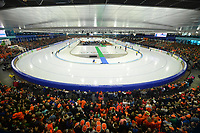 SPEEDSKATING, HEERENVEEN: 24-02-2019, IJsstadion Thialf, ISU World Sprint Speed Skating Championships, overzicht, ©photo Martin de Jong