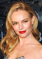 NEW YORK CITY, NY, USA - NOVEMBER 20: Kate Bosworth arrives at the Hugo Boss Prize 2014 held at the Guggenheim Museum on November 20, 2014 in New York City, New York, United States. (Photo by Celebrity Monitor)