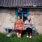 """Ulyana and Ekaterina. I don't know much about them. """"The sun is still high"""", they observed."""