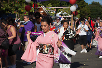 Bon Odori Festival 2015, Seattle, Washington State, WA, America, USA.