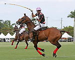 WELLINGTON, FL - APRIL 25:  Facundo Pieres of Orchard Hill. Valiente defeats Orchard Hill 13-12, in OT,  in the US Open Polo Championship Final, to win the U. S. Polo Triple Crown, at the International Polo Club Palm Beach, on April 25, 2017 in Wellington, Florida. (Photo by Liz Lamont/Eclipse Sportswire/Getty Images)