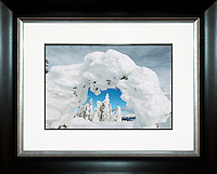"""Image Size:  14"""" x 20""""<br /> Finished Frame Dimensions:   26.5"""" x 32.5""""<br /> Quantity Available: 1"""