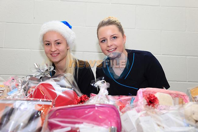 meliska rabakaroea Emma Harford taking part in the Charity beauty blitz in DIFE.<br /> Picture www.newsfile.ie
