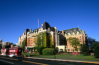 The Empress Hotel in Victoria, British Columbia, Canada