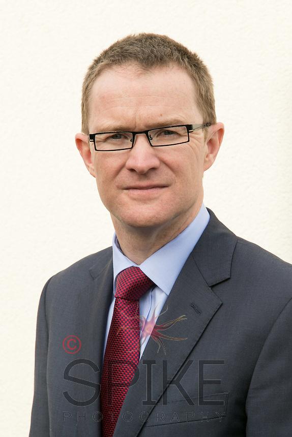 David Horne, Manging Director of East Midlands Trains