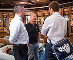 Clipper Round World Race recruitment presentation at the Royal Hong Kong Yacht Club on November 12, 2012 in Hong Kong, China. Photo by Xaume Olleros / The Power of Sport Images
