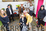 Celebrating James Joyce's Blooms Day in Maddens on Tuesday.Seated l to r: Catherine and Tommy Sweeney.<br /> Back l to r: Joy Fitzgerald, John Fraher, Frank Houlihan, Ash McGuire and Rabekah Wall.