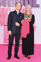 "Freddie Fox and Gemma Jones<br /> at the ""Bridget Jones's Baby"" World premiere, Odeon Leicester Square , London.<br /> <br /> <br /> ©Ash Knotek  D3149  05/09/2016"