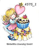 CHILDREN, KINDER, NIÑOS, paintings+++++,KL4575/1,#k#, EVERYDAY ,angel,angels ,sticker,stickers