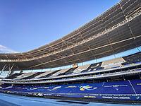 RIO DE JANEIRO, RJ, 14.06.2021 – ARGENTINA-CHILE - Vista do Estádio Nilton Santos sem público, durante partida válida pela Copa América, no Rio de Janeiro, na noite desta segunda-feira, 14. Foto: Jayson Braga / Brazil Photo Press)