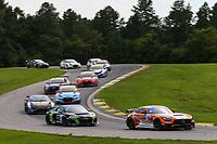 #65 Murillo Racing Mercedes-AMG GT GT4, GS: Tim Probert, Brent Mosing