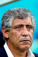 Greece coach Fernando Santos