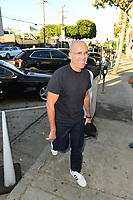 Jeffrey Katzenberg Spotted At Craig's In Hollywood