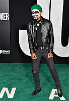 "LOS ANGELES, USA. September 29, 2019: Lakeith Stanfield at the premiere of ""Joker"" at the TCL Chinese Theatre, Hollywood.<br /> Picture: Paul Smith/Featureflash"