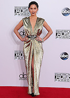 LOS ANGELES, CA, USA - NOVEMBER 23: Olivia Munn arrives at the 2014 American Music Awards held at Nokia Theatre L.A. Live on November 23, 2014 in Los Angeles, California, United States. (Photo by Xavier Collin/Celebrity Monitor)