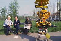 - manifestation against nuclear power station of Trino Vercellese <br /> <br /> - manifestazione contro la centrale nucleare di Trino Vercellese
