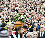 26/01/2011 Nat Lofthouse Funeral