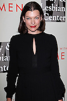 """BEVERLY HILLS, CA, USA - MAY 10: Milla Jovovich at the """"An Evening With Women"""" 2014 Benefiting L.A. Gay & Lesbian Center held at the Beverly Hilton Hotel on May 10, 2014 in Beverly Hills, California, United States. (Photo by Celebrity Monitor)"""
