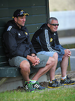 141203 Super Rugby - Hurricanes Training