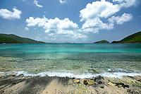 Francis Bay<br /> Virgin Island National Park<br /> St. John<br /> US Virgin Islands