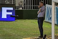 Saquarema (RJ), 26/03/2021 -CORINTHIANS-RETRÔ (PE) - Técnico Vagner Mancini. Partida entre Corinthians e Retrô (PE), válida pela segunda fase da Copa do Brasil, realizada no Estádio Elcyr Resende de Mendonça, distrito de Bacaxá, Saquarema (RJ), nesta sexta-feira (26).