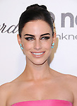 Jessica Lowndes attends the 2014 Elton John AIDS Foundation Academy Awards Viewing Party in West Hollyood, California on March 02,2014                                                                               © 2014 Hollywood Press Agency