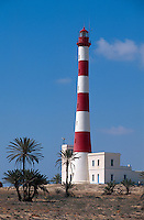 Leuchtturm Ras Tourgeness, Djerba, Tunesien