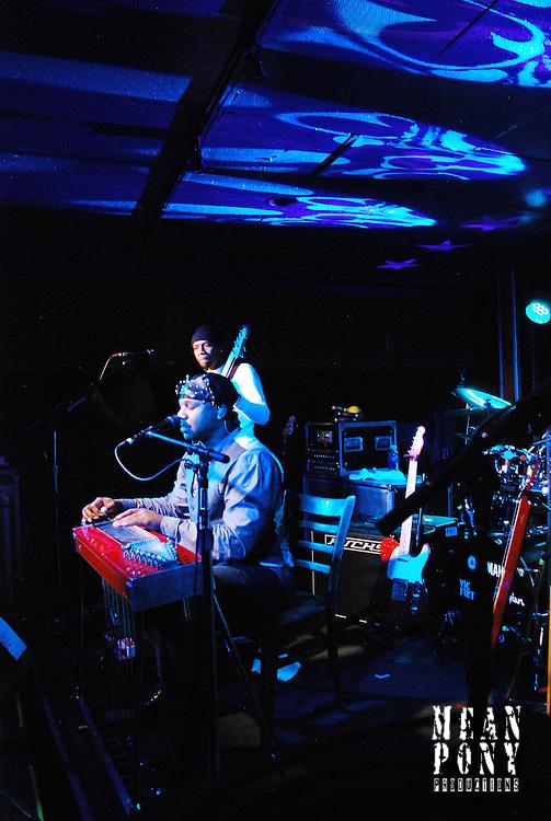 """Robert Randolph & the Family Band"" @ House of Blues Foundation Room, Park City, Utah 01.24.11"