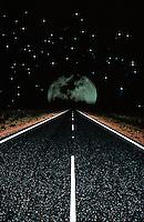 Road to the Moon, Australia