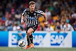 Newcastle United vs West Ham United during their Main Cup Semi-Final as part of day three of the HKFC Citibank Soccer Sevens 2015 on May 31, 2015 at the Hong Kong Football Club in Hong Kong, China. Photo by Xaume Olleros / Power Sport Images