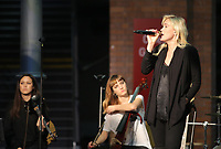 Singer Betsy, performs at the National Waterfront Museum in Swansea, Wales, UK. 23 November 2017