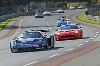 #46 JOE MACARI (GB) - MASERATI / MC12 GT1 / 2005 GT1B
