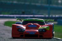 #25 Marcos LM600..2002 Rolex 24 at Daytona, Daytona International Speedway, Daytona Beach, Florida USA Feb. 2002.(Sports Car Racing)