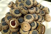 - war material seized by Italian soldiers, antipersonnel mines....- materiale bellico sequestrato dai militari italiani, mine antiuomo..