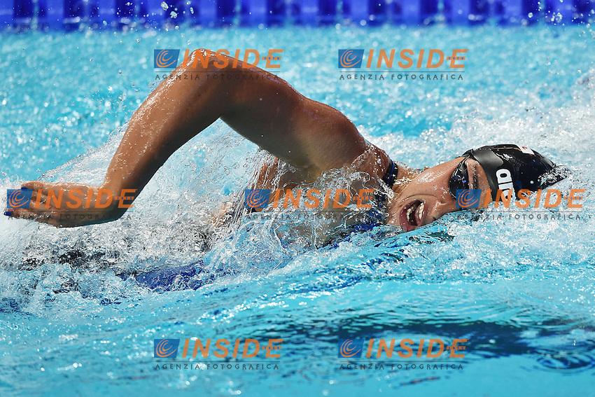 CARLI Diletta ITA Women's 400m Freestyle <br /> Day10 02/08/2015 Kazan Arena <br /> Swimming Nuoto <br /> XVI FINA World Championships Aquatics  <br /> Kazan Tatarstan RUS <br /> Photo Andrea Staccioli/Deepbluemedia/Insidefoto