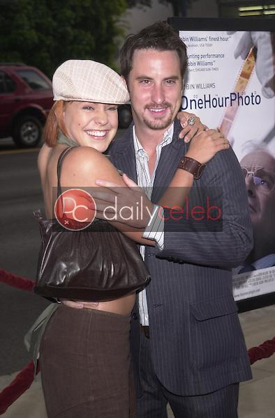 Kristin McQuaid and Keith Garsee