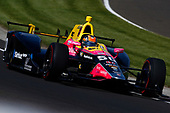 Verizon IndyCar Series<br /> Indianapolis 500 Practice<br /> Indianapolis Motor Speedway, Indianapolis, IN USA<br /> Tuesday 16 May 2017<br /> Jack Harvey, Michael Shank Racing with Andretti Autosport Honda<br /> World Copyright: Phillip Abbott<br /> LAT Images<br /> ref: Digital Image abbott_indyP_0517_10608