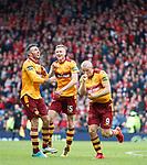 140418 Motherwell v Aberdeen cup SF