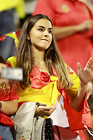 Spain's supporter during FIFA World Cup 2018 Qualifying Round match. October 6,2017.(ALTERPHOTOS/Acero) /NortePhoto.com /NortePhoto.com