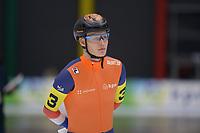 SPEEDSKATING: 24-11-2019 Tomaszów Mazowiecki (POL), ISU World Cup Arena Lodowa, Team Pursuit Men Division A (NED), Marcel Bosker, ©photo Martin de Jong
