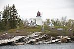 Burnt Island Light, Boothbay Harbor, Maine