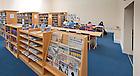 Sept. 4, 2012; Undergraduate library, London Centre..Photo by Matt Cashore/University of Notre Dame