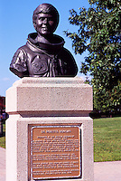 Bust Sculpture of Dr. Roberta Bondar - Canada's First Female Astronaut - Sault Ste. Marie, ON, Ontario, Canada