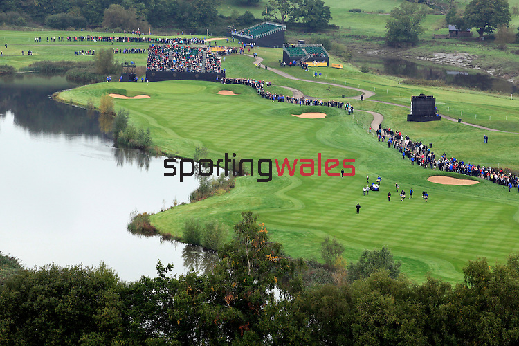 30/09/2010 European Tour 2010,  38th RYDER CUP, The Celtic Manor Resort, Twenty Ten Course, City of Newport, Wales, UK. 01-03 Oct..Photo Credit: Phil Inglis - Sportingwales
