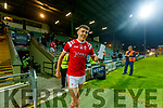 during the Kerry County Senior Football Championship Final match between East Kerry and Mid Kerry at Austin Stack Park in Tralee on Saturday night.
