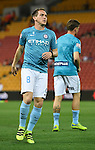 BRISBANE, AUSTRALIA - OCTOBER 30: Neil Kilkenny of Melbourne warms up before the round 5 Hyundai A-League match between the Brisbane Roar and Melbourne City at Suncorp Stadium on November 4, 2016 in Brisbane, Australia. (Photo by Patrick Kearney/Brisbane Roar)